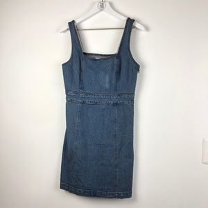 Silence + Noise Denim Jean Dress